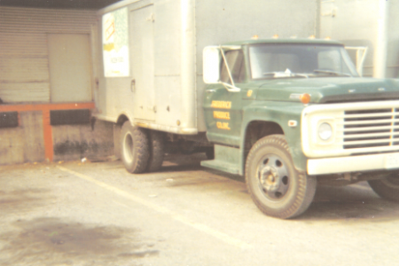 1980 FPC Truck and Warehouse