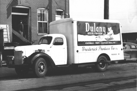 1950 Frederick Produce Truck